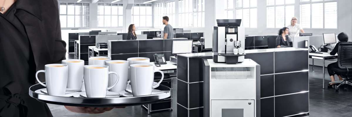 Coffee Machines for Work