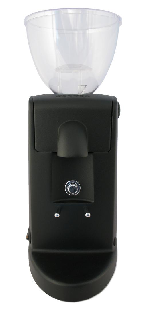 Ascaso i-Mini black aluminium