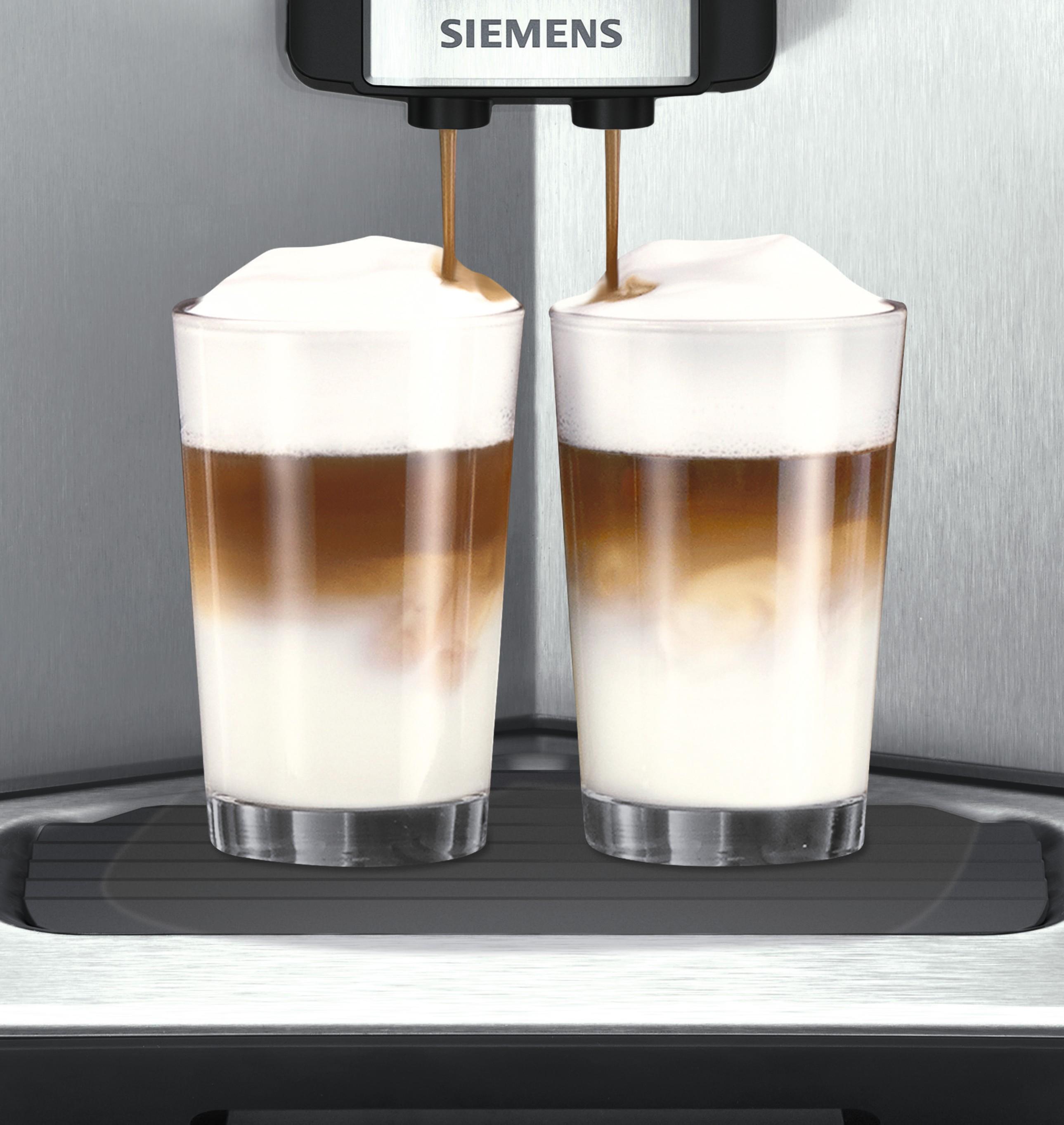 Siemes Eq 9 Series 700 Automatic Coffee Machine Ti907201rw Crema
