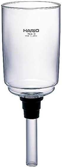 Hario Upper Glass Replacement For Tca Syphon Crema