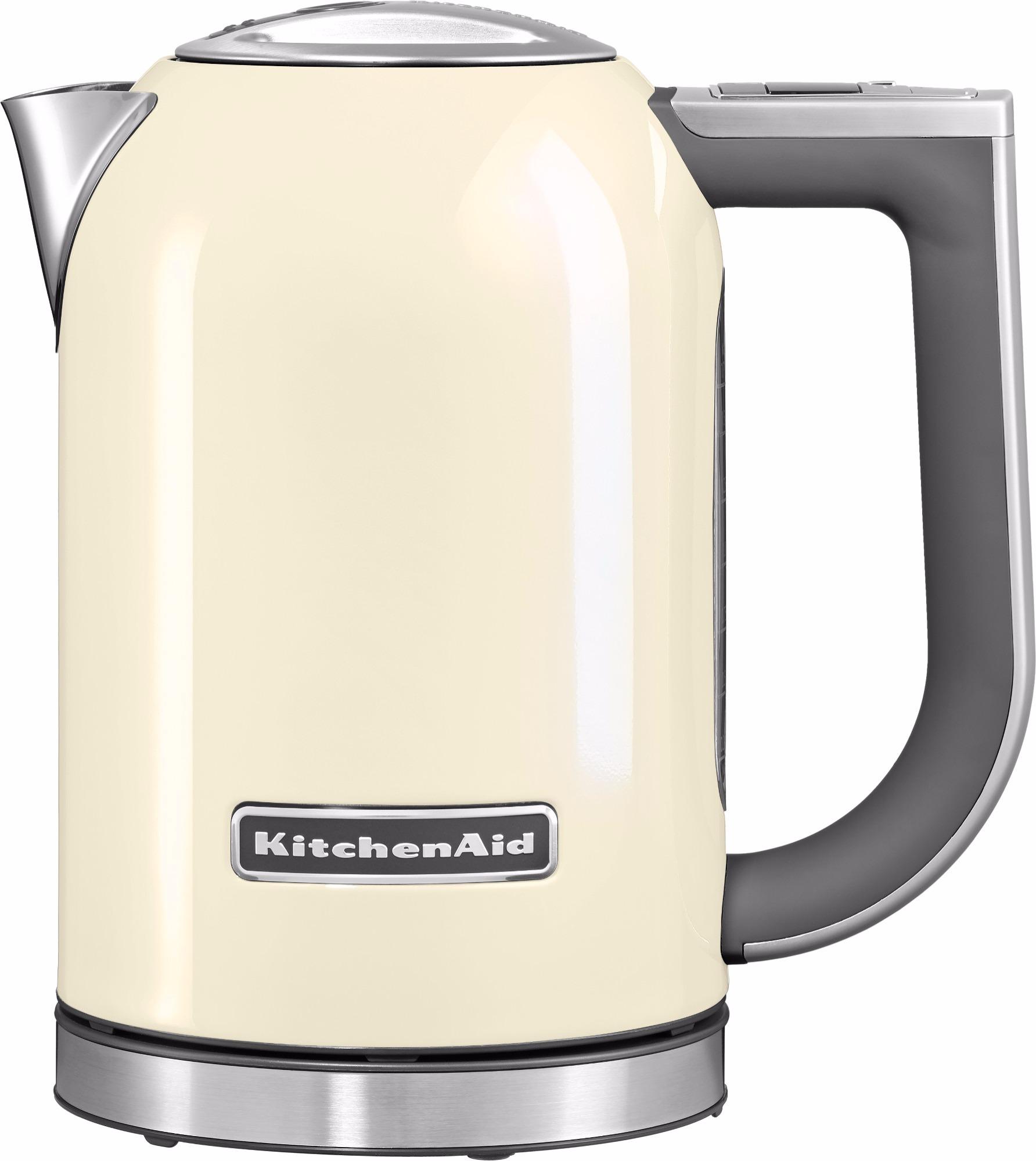 KitchenAid 1722EAC Electric Kettle 1,7 l, Almond Cream