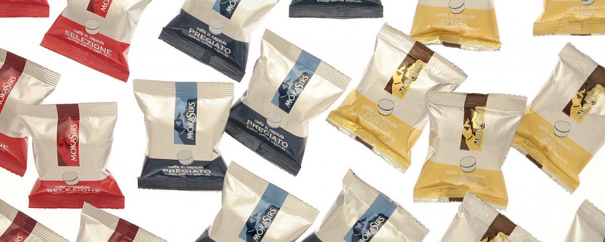 Coffee Capsules & Coffee Pods
