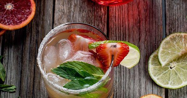 Monin recipes: Refreshing summer drinks