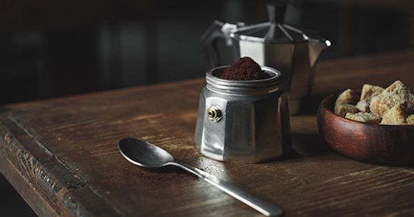 Brew the perfect cup of coffee with your moka pot