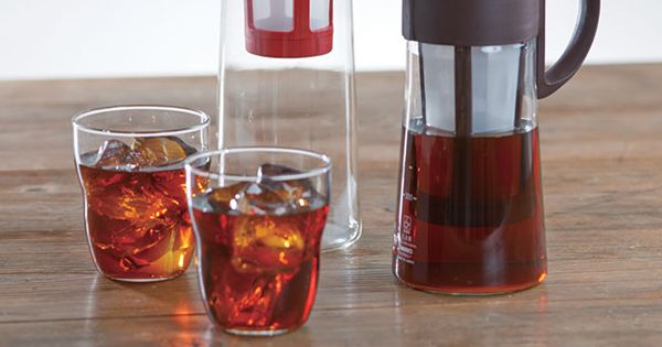 Cold Brew Coffee - A summertime favourite!