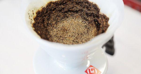 Crema's coffee guide: Perfect coffee with Hario V60 dripper