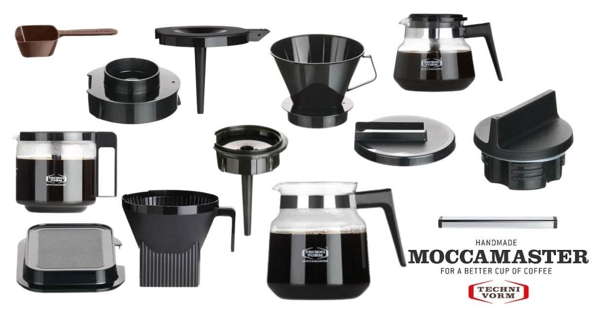 Moccamaster spare parts