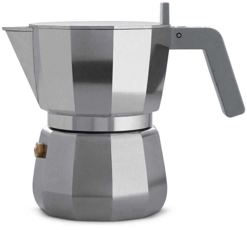 Alessi DC06 Moka 3 Cups Espresso Coffee Maker