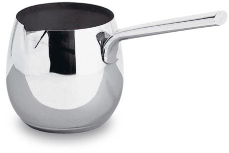 Alessi SG302 Mami Milk Boiler 1300 ml, Stainless Steel