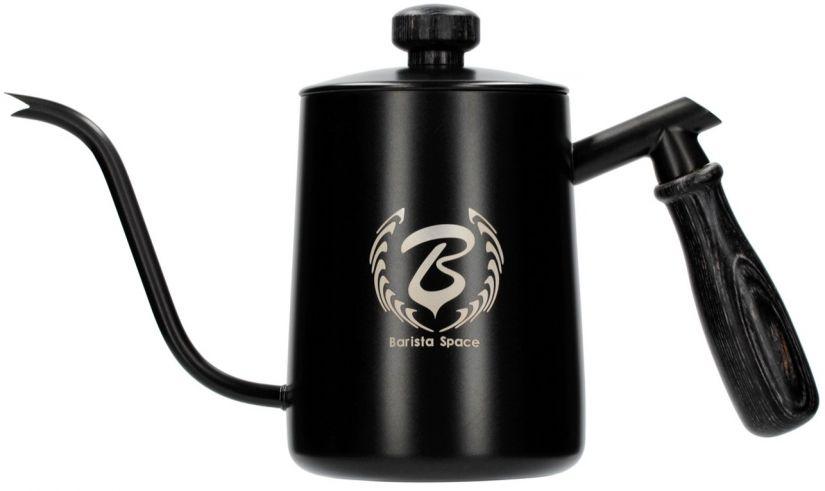 Barista Space 3 in 1 Coffee Kettle 600 ml, Black