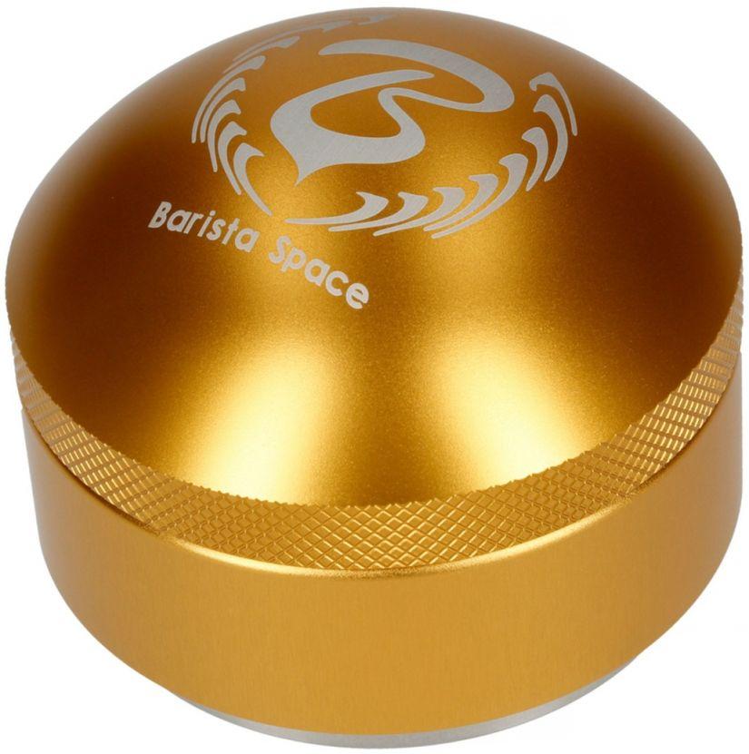 Barista Space Adjustable Espresso Tamper 58 mm, Gold
