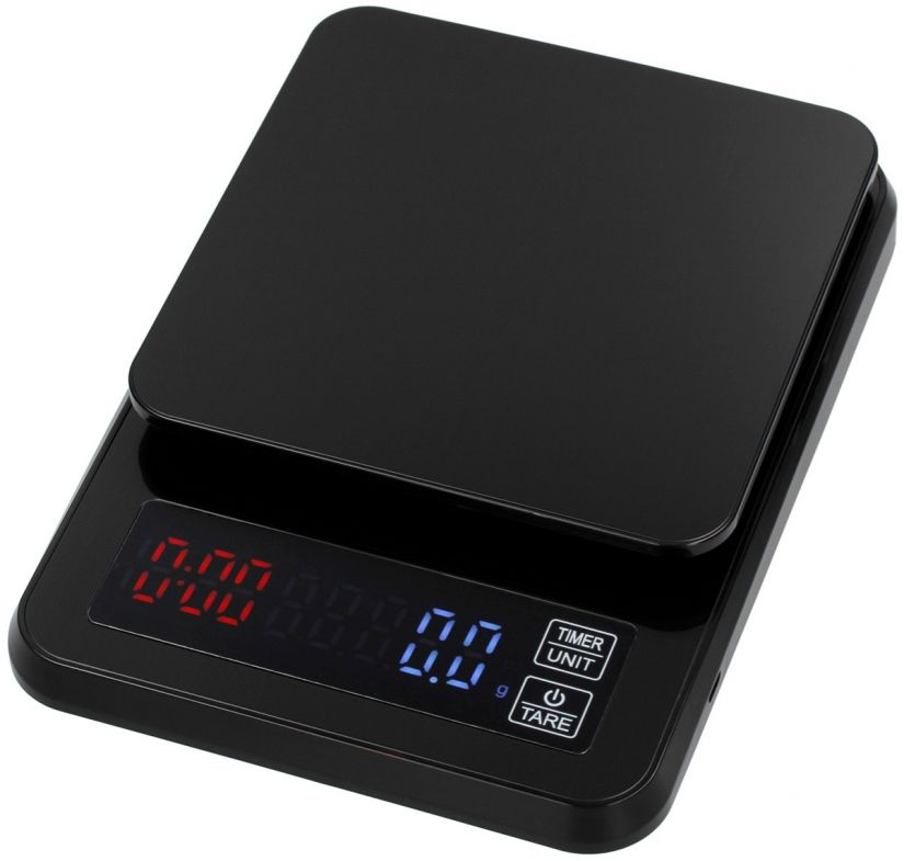 Barista Space Digital Scale With Timer