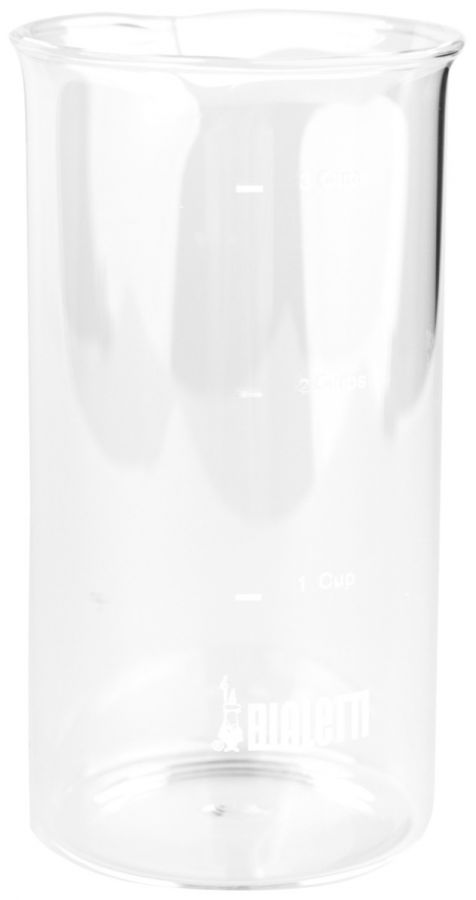 Bialetti Spare Beaker for French Press 3 cups, 350 ml