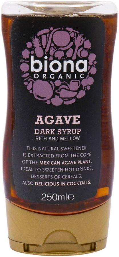 Biona Organic Agave Dark Syrup 250 ml