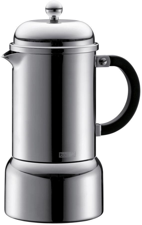 Bodum Chambord Stovetop Espresso Coffee Maker 6 Cups