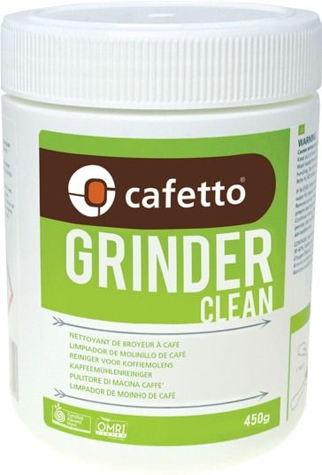 Cafetto Grinder Clean Organic Cleaner 450 g