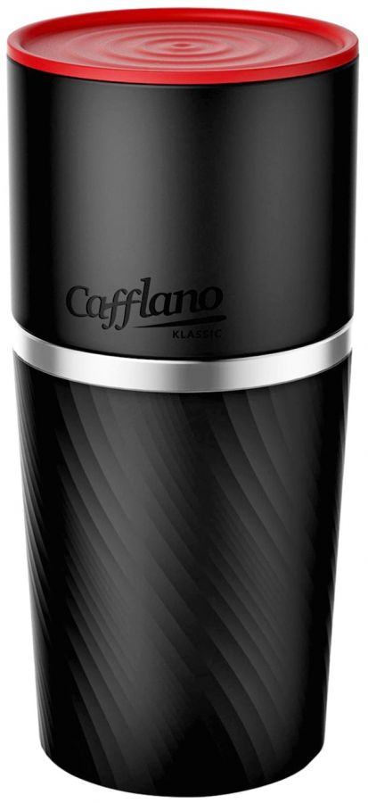 Cafflano Klassic All in One Coffee Maker, Black
