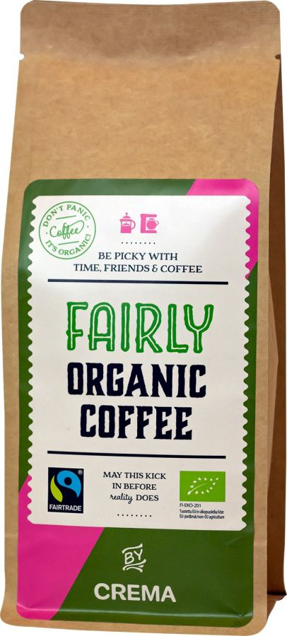 Crema Fairly Organic Coffee 250 g