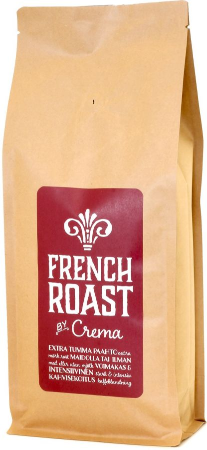 Crema French Roast 900 g