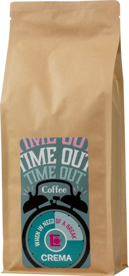 Crema Time Out filter coffee in beans 1 kg