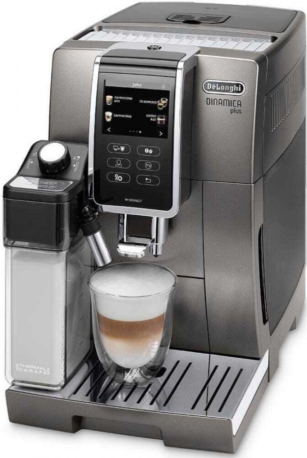 DeLonghi ECAM 370.95.T Dinamica Plus Automatic Coffee Machine