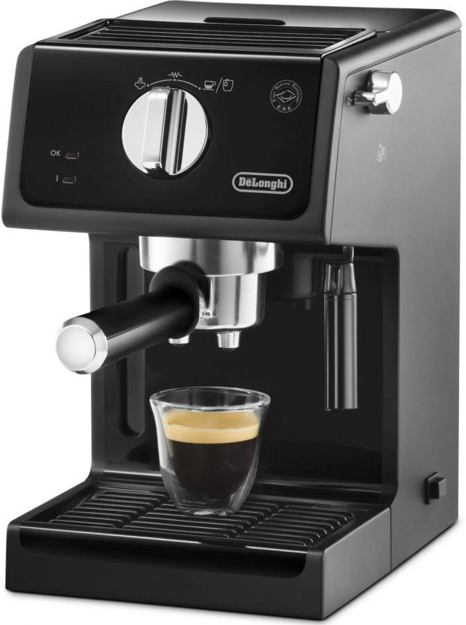 DeLonghi ECP31.21 Espresso Machine, Black