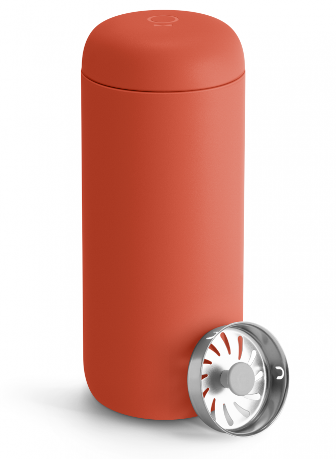 Fellow Carter Move Mug 473 ml, Corduroy Red