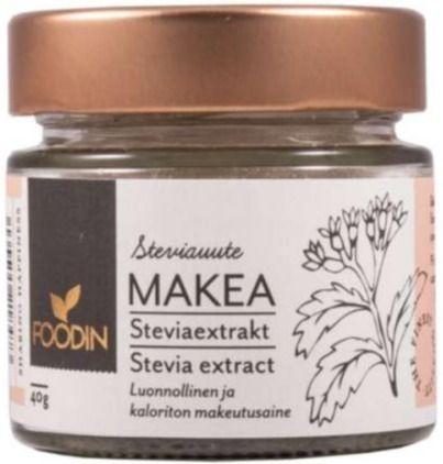 Foodin Makea Stevia Exctract Powder 40 g