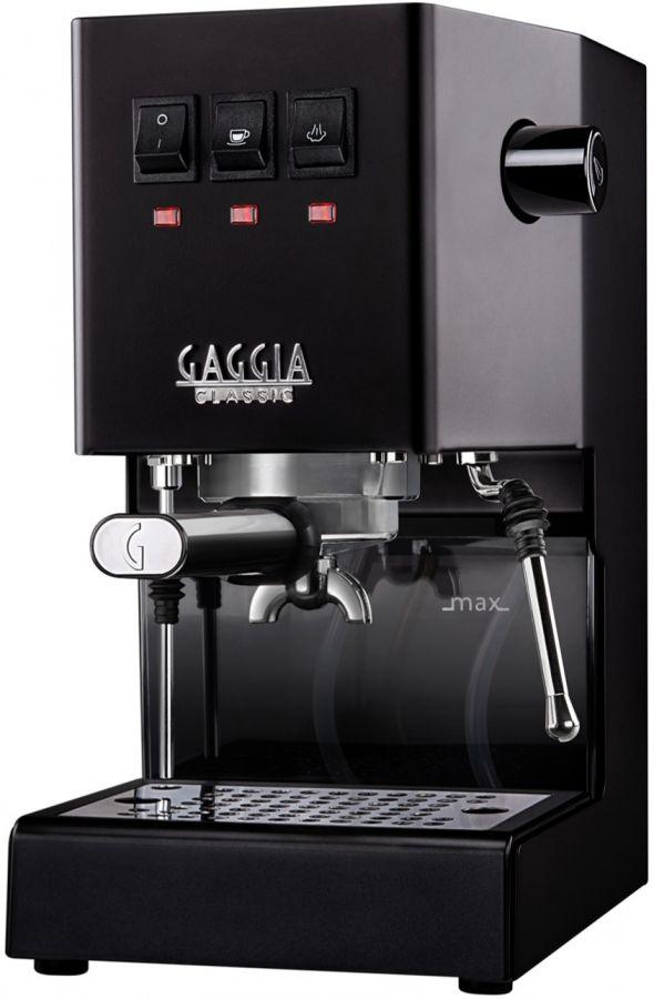 Gaggia New Classic Espresso Machine, Thunder Black