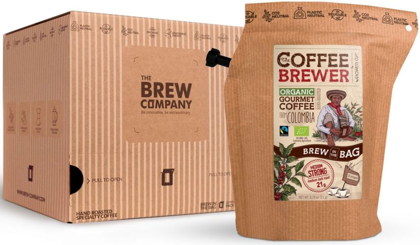 Grower's Cup Colombia 12 x Coffeebrewer