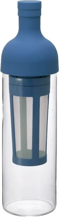 Hario Filter-In Coffee Bottle For Cold Brew 650 ml, Blue