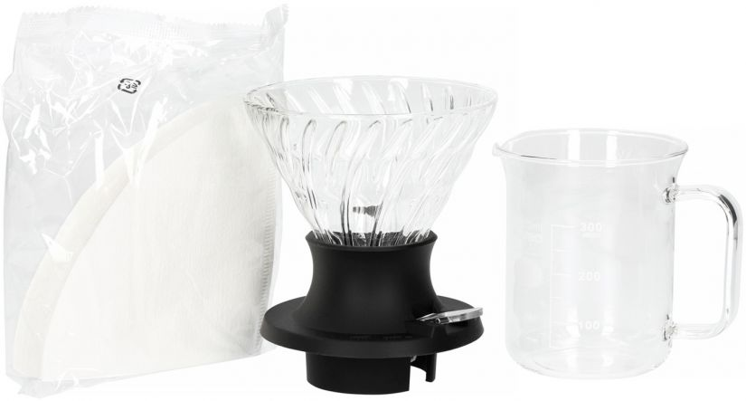 Hario V60 Immersion Dripper Switch Server Set Size 02