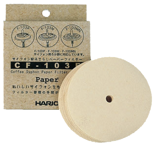 Hario Syphon Paper Filters