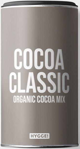 Hygge Organic Cocoa Classic Drinking Powder 250 g