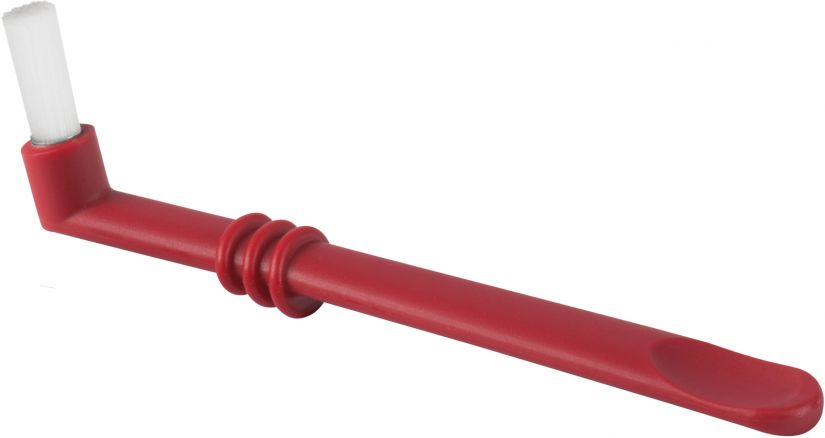 JoeFrex Cleaning Brush Basic red