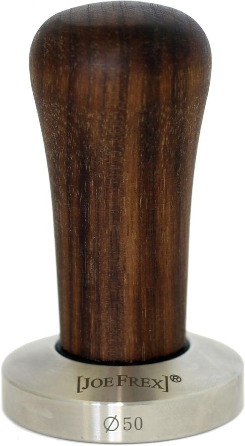 JoeFrex Tamper 50 mm with Wooden Handle