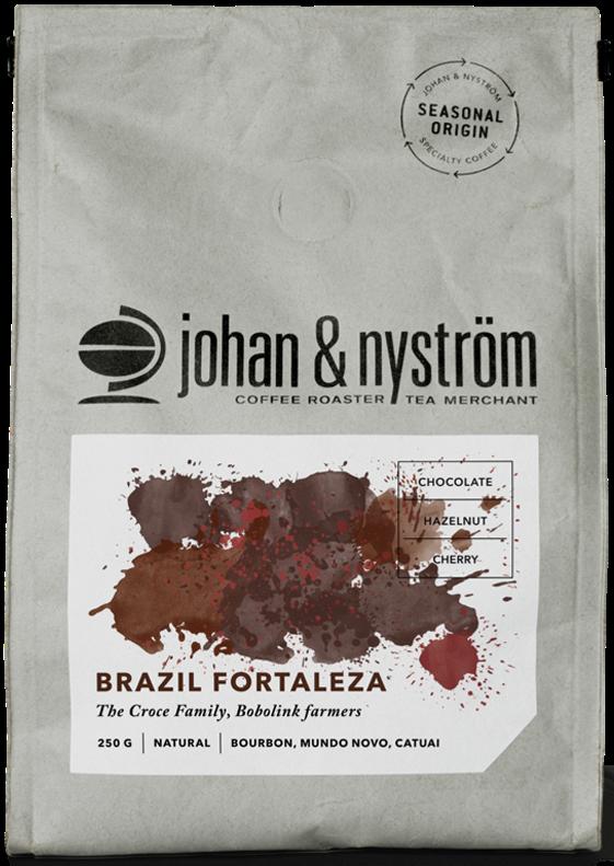 Johan & Nyström Brazil Fortaleza 250 g