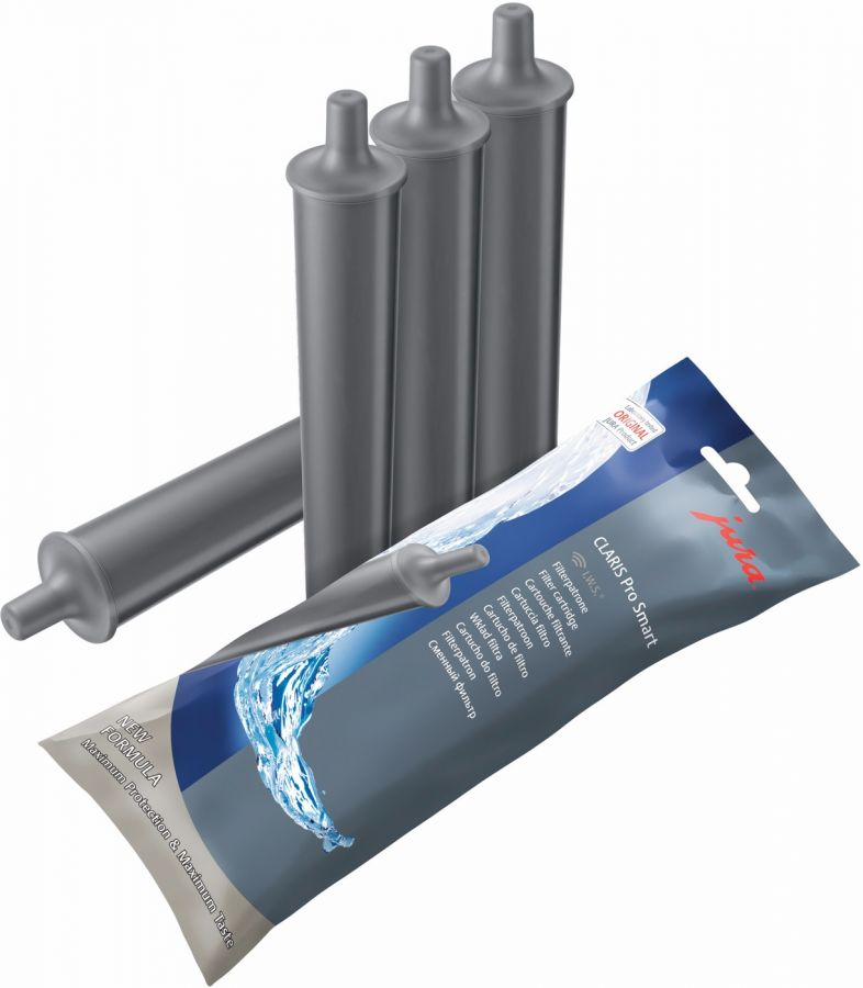 Jura Claris Pro Smart water filter 4-pack