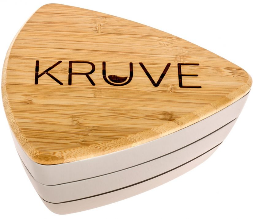 Kruve Sifter Six Coffee Sifter, Silver