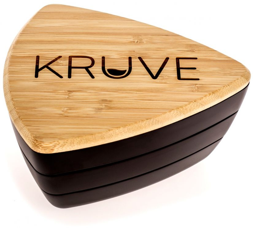 Kruve Sifter Six Coffee Sifter, Black