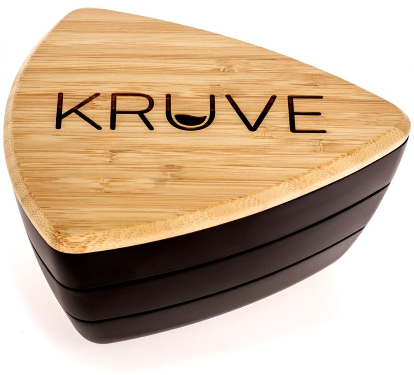Kruve Sifter Twelve Coffee Sifter, Black