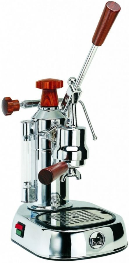 La Pavoni Europiccola Lusso ELH Espresso Machine
