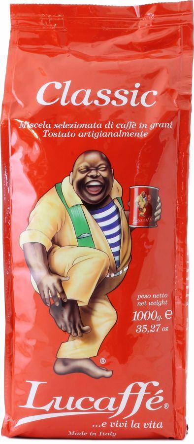 Lucaffé Classic 1 kg coffee beans