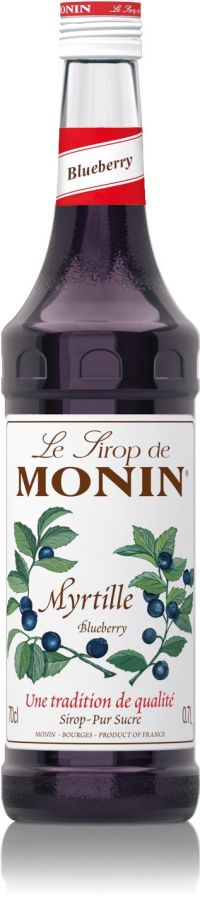 Monin Blueberry Syrup 700 ml