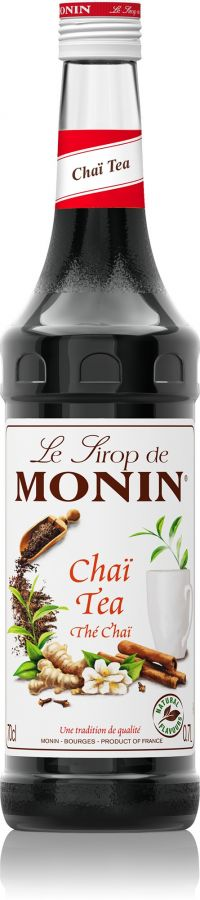 Monin Chai Tea Syrup 700 ml