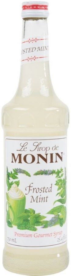 Monin Frosted Mint Syrup 700 ml