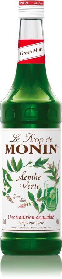 Monin Green Mint Syrup 700 ml