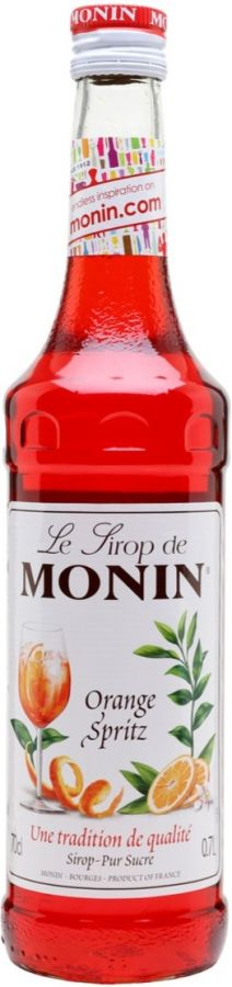 Monin Orange Spritz Syrup 700 ml