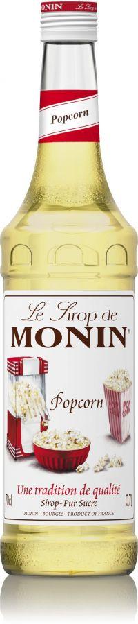 Monin Popcorn Syrup 700 ml