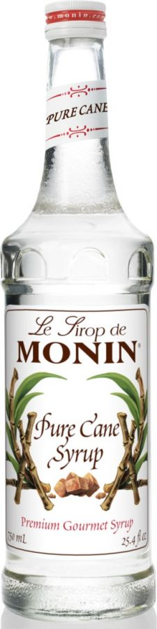 Monin Pure Cane Sugar Syrup 700 ml